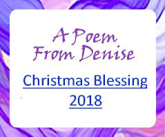 Link to Denise's Christmas Poem