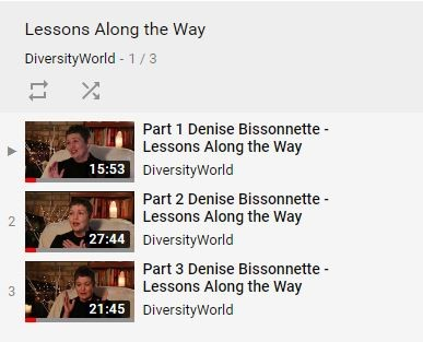 link to Denise's YouTube Channel
